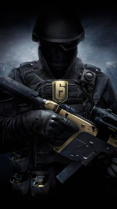 I like gaming as a hobby > my favorite is Rainbow Six Siege.