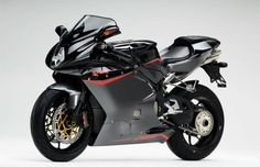 crotch rocket | Crotch Rocket MV Augusta F4 R312 Grey