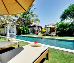 Majapahit Beach Villas (Ketewel, #Bali) is an exclusive complex of four absolute #beach front villas resting beside a glistening black sand beach, the magnificent setting is blessed with spectacular views extending across the ocean towards the beaches of Sanur and Nusa Dua, Lembongan Island and East Bali.
