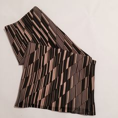 Express geometric skirt Excellent condition. Fully lined. Express Skirts