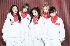 Noticias K-POP: 4MINUTE revela mais imagens de 'ACT.7'