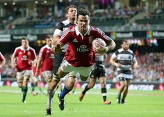 Mike Phillips Lions 2013