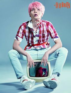 Jonghyun (SHINee) - The Celebrity Magazine July Issue '16