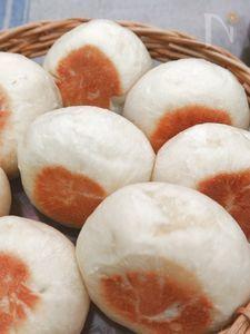【ほっとき!もちもちパン】【フライパンで焼ける】丸パン