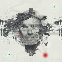 John Cage map                                                                                                                                                     More