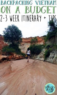 Backpacking Vietnam on a Budget Guide www.taylorstracks.com