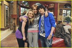 miley and emily 2011 | season 4