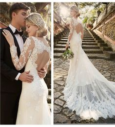 31 Unique & Sexy Wedding Dresses For 2016