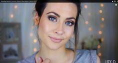 Maquillaje Glow de LizyP en : https://www.youtube.com/watch?v=dD6kXMSNJAg