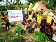 Lugali Village, Uganda!