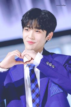 "Kim Yohan :""love you all guys! Lee Dong Wook, Yohan Kim, Produce 101, Kpop, Cute Korean, Taekwondo, Best Memories, Hot Boys, Rapper"