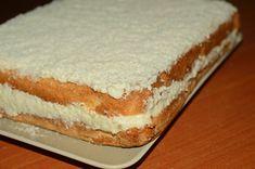 Tiramisu, Romanian Desserts, Food Cakes, Food Art, Vanilla Cake, Cake Recipes, Sweet Treats, Cheesecake, Food And Drink