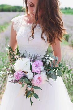Giulia   Beni {Lavender Wedding} » Jolie Dee