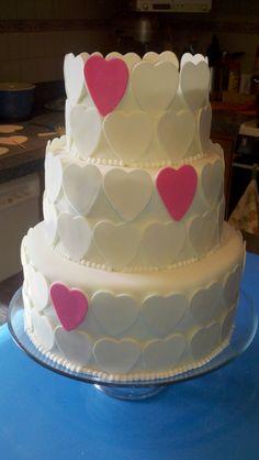 cute cake decorating idea
