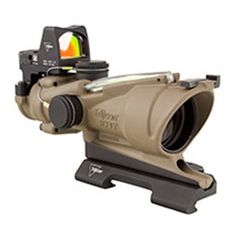 online shopping for Trijicon ACOG/RMR Combo Riflescopes from top store. See new offer for Trijicon ACOG/RMR Combo Riflescopes Rifles, Iron Sights, Red Chevron, Airsoft Guns, Shotguns, Firearms, Military Gear, Rifle Scope, Tactical Gear