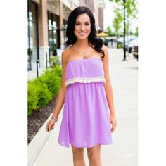 """You Had Me At Hello Dress (Orchid/Purple) enter SOFLAGRL under """"view cart"""" for a discount"""