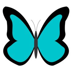 Butterfly 26 Color Colour Turquoise 3 Peace SupaRedonkulous peacesymbol.org Peace Symbol Peace Sign CND Logo Art Clip Art Clipart clipartist.net openclipart.org Scalable Vector Graphics SVG Digerati Mugwump found on Polyvore