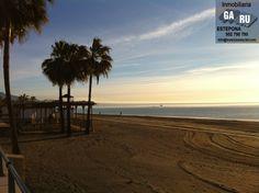 Vistas de toda la Costa del Sol desde Estepona. Martes 29 de Enero de 2013 a las 09:15 Horas. Paseo Marítimo de Estepona.