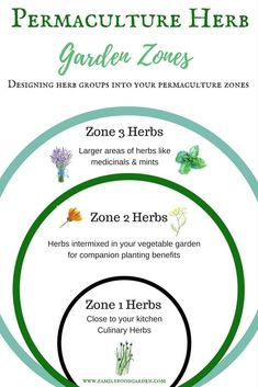Permaculture Herb Gardening