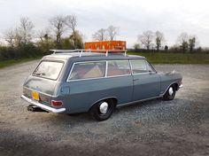 Opel Rekord B66 Caravan