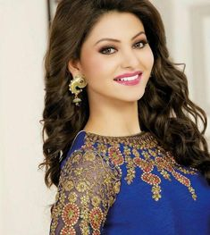 Urvashi Rautela is an Indian film actress and model who predominantly works in Hindi films. Rautela was crowned Miss Diva - 2015 and represented India Beautiful Girl Indian, Most Beautiful Indian Actress, Beautiful Girl Image, Beautiful Gorgeous, Beautiful Women, Beautiful Bollywood Actress, Beautiful Actresses, Bollywood Celebrities, Bollywood Fashion