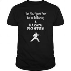 Following a karate fighter - 0416 - #girls #polo. ORDER NOW => https://www.sunfrog.com/LifeStyle/Following-a-karate-fighter--0416-Black-Guys.html?60505