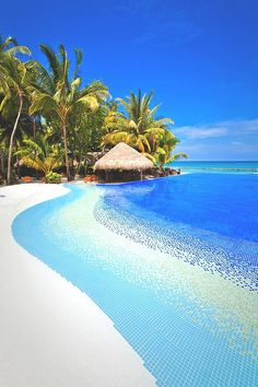 Kuramathi Island, Maldives, magnifiques vacances là-bas