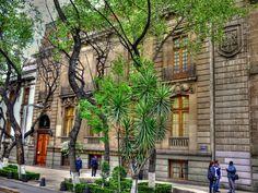 Reforma Avenue Mexico City