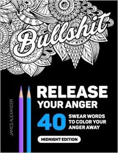 11 Best Swear Word Coloring Books And Pages Images On Pinterest