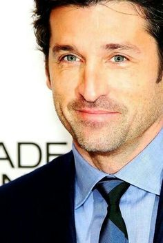 Patrick Dempsey is perfectttttttt