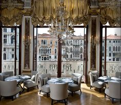 Aman Canal Grande, Venice By Claire Wrathall The Aman group's new hotel on Venice's Grand Canal comes with all the trappings of a historic palazzo Grand Canal, Venice Italy Hotels, Venice Hotel, Grande Hotel, Interior Architecture, Interior Design, Design Design, Eclectic Design, Life Design