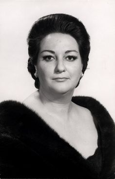 Dame Montserrat Caballé (April 1933 - ) is a Spanish operatic soprano. She has sung a wide variety of roles, but is best known as an exponent of the bel canto repertoire, notably the works of Rossini, Bellini, Donizetti and Verdi