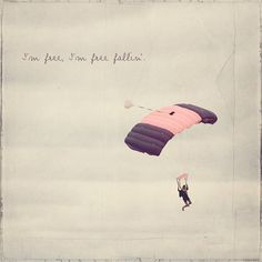 ♥ Tom Petty // Etsy print