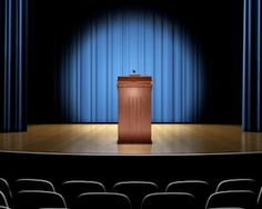 How to Be a Great Public Speaker