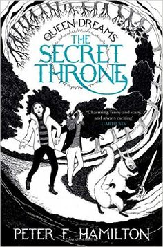The Secret Throne (The Queen of Dreams)