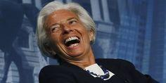 Είναι το ΔΝΤ ανόητε