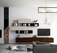 Zwevend tv meubel bij Lundia Oldenzaal