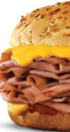 Arby's Copycat Roast Beef Sandwiches Recipe