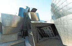 Fototapete Bilbao - Guggenheim Museum (Nr. 15202) www.berlintapete.de