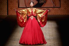 Zhang Zhifeng - 2015 NE-TIGER Haute Couture, Mercedes-Benz China Fashion Week S/S 2015 This collection is on another level