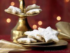Zimtsterne  - smarter - Kalorien: 219 Kcal | Zeit: 40 min. #christmas