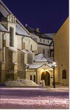 Charme des façades, Cracowc, Poland