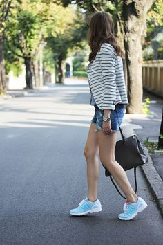Fashion and style: Bright Cyan