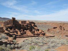 Wutpaki Ruins, Flagstaff, AZ by satiata, via Flickr
