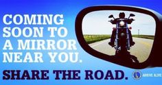 Pay attention to the road