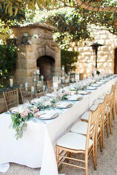 Timeless and romantic wedding at San Ysidro Ranch