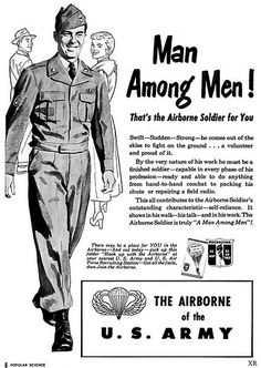1950 ... Airborne! cold-war
