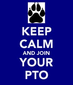 KEEP CALM AND JOIN YOUR PTO - KEEP CALM AND CARRY ON Image Generator - brought to you by the Ministry of Information