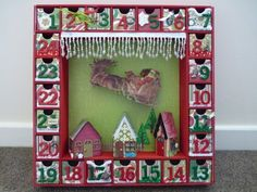Advent calendar, Advent and Calendar on Pinterest