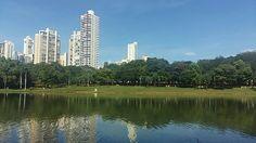 Parque Vaca Brava, St. Bueno, Goiânia-GO